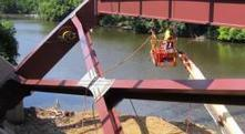 Smart bridges: Engineers load new bridge with damage-detection gauges - Phys.Org | Bridges of the World | Scoop.it