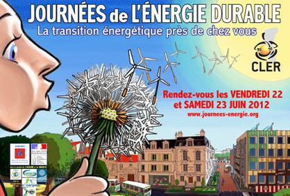 Journées de l'énergie durable : La transition énergétique près de ... | Villes en transition | Scoop.it