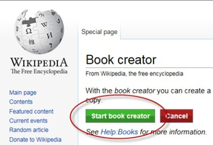 Use Wikipedia's Book Creator to Assemble Your own Encyclopedia | Technology for classrooms | Scoop.it