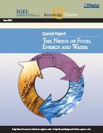 The Nexus of Food, Energy and Water   Evolution x.y   Scoop.it
