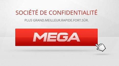 Application gratuite MEGA disponnible sur iPhone et iPad | Applications Mobile | Scoop.it
