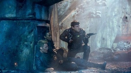 Star Trek Into Darkness Kirk and Crew are Back - Movie Review - Blazing Minds Blog | Vue Rhyl Film Reviewer Film Reviews | Scoop.it