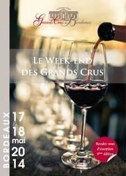 Week-end des Grands Crus 2014   World Wine Web   Scoop.it