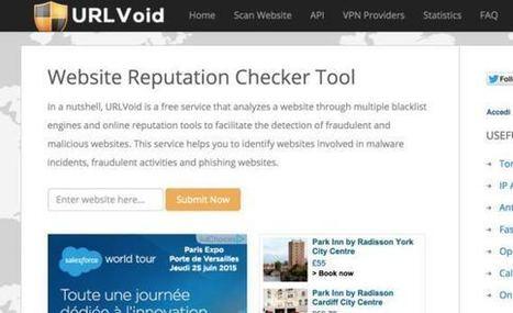 5 outils en ligne pour tester la sécurité d'un site web | Time to Learn | Scoop.it