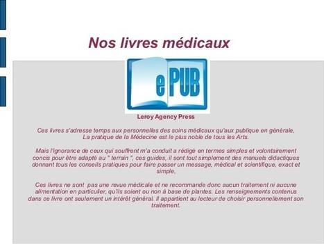 Nos livres Médicaux | Info Afrique | Scoop.it