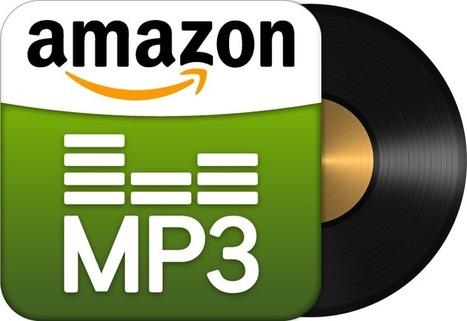 Amazon AutoRip : achetez un CD, téléchargez des MP3   Wiseband   Scoop.it