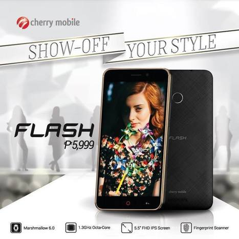 Cherry Mobile Flash now official | NoypiGeeks | Philippines' Technology News, Reviews, and How to's | Gadget Reviews | Scoop.it