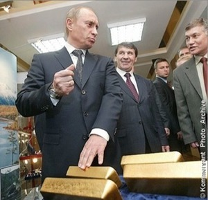 $10,000 Gold, Russia, China, The United States & Ukraine | Gold and What Moves it. | Scoop.it