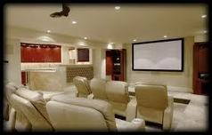 Home Theater Design Ideas | Home Improvement | TV Mounting Houston | Scoop.it