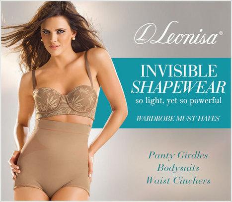 Women's Shapewear, Men's Shapewear, Body Shapers, Waist Cinchers, Fajas | Classic Shapewear | Scoop.it