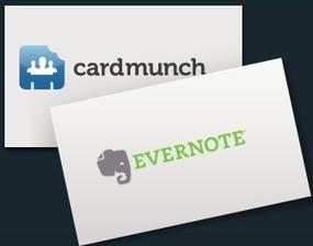 La collaboration intelligente pour apporter de la valeur aux utilisateurs : le cas CardMunch – Evernote | Evernote | Scoop.it