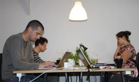Lucie, Bertrand et Xavier: indépendants et «co-workers» - Actualité Lille - La Voix du Nord | Coworking & tiers lieux | Scoop.it