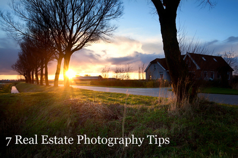 7 Real Estate Photography Tips - Photography Real Estate Blog | Photography Real Estate | Scoop.it