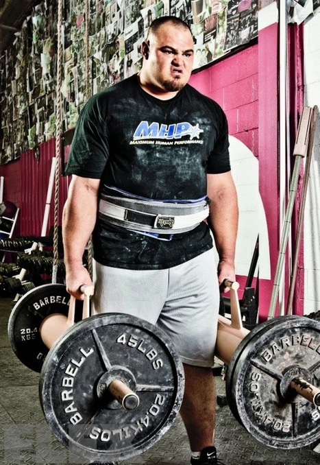 Be a Stronger and Leaner Bodybuilder with Strongman Training | Fitness | Scoop.it