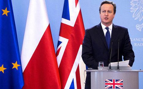 David Cameron's climbdown on EU benefits - Telegraph | Keepamericaheard | Scoop.it