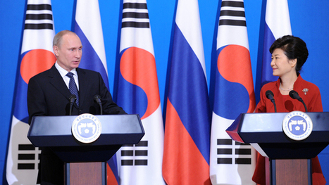 Putin lobbies for 'Iron Silk Road' via N. Korea, hopes political problems solved shortly | Global Logistics Trends and News | Scoop.it