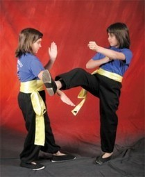 WHY CHILDREN SHOULD TAKE MARTIAL ARTS | Self Protection | Scoop.it