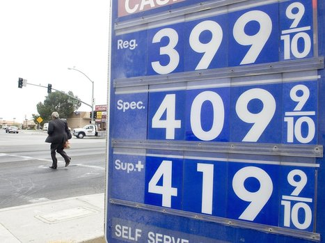 Consumer advocates: Oil refiners manipulate California gas prices | Sustain Our Earth | Scoop.it