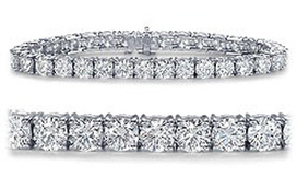 Buy All New Cognac Diamond Bracelets | Lucky Jewelers, Inc. | Scoop.it