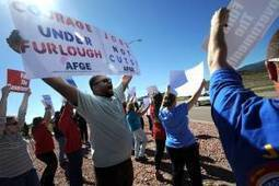 Shutdown brings toilet paper crisis to AFA, protesters to Fort Carson - Colorado Springs Gazette   Public Relations   Scoop.it