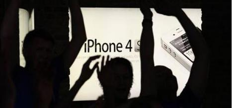 iPhone 4S : nouvelle manche remportée par Apple face à Samsung | Everything you need… | Scoop.it