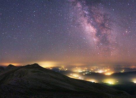le concours d'astronomie 2012... pour moi les plus belles photos ... | Physique pour comprendre le monde | Scoop.it