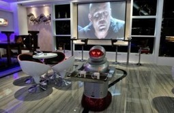 China's Pengheng 'Robot Hotel' Welcomes You To The Future | Better Mobility, Living, Logistics, Infrastructure | Scoop.it