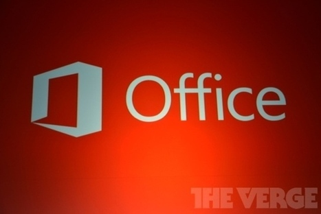 Office for iPad to debut after touch-friendly Windows version - Daily Tech Whip   Technology   Scoop.it