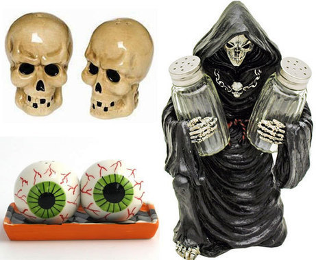 Canisters: Spicy Decor for Your Table Top | Halloween | Scoop.it