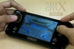 Video Of SNK's Upcoming Neo Geo Gold X Handheld In Action | RetroCollect | [OH]-NEWS | Scoop.it