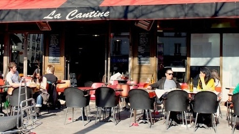 La Cantine de Belleville | Les p'tits restos parisiens qu'on aime bien... | Scoop.it