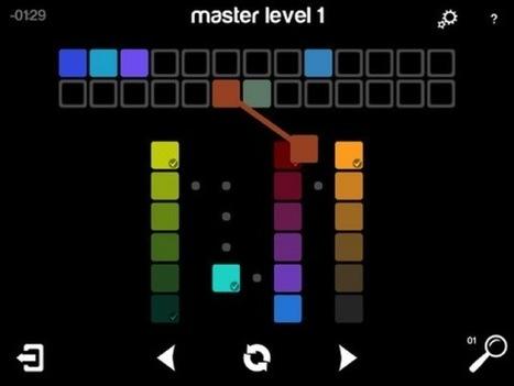 Blendoku, värioppia pelaamalla | Tablet opetuksessa | Scoop.it