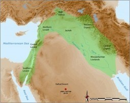 What Early Neolithic People Left Behind: Levantine Arrowheads Found in Saudi Arabia | EveryONE | Aux origines | Scoop.it