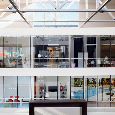 Airbnb's San Francisco headquarters features rooms modelled on homes | bureau : espace innovant | Scoop.it
