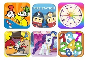 Daily Best App Deals for kids and Education - November 3rd - Fun Educational Apps for Kids   Daily Free Kids Apps   Scoop.it