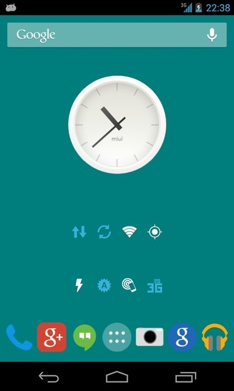 Blitz PRO (Icon Pack) v2.1.3 | ApkLife-Android Apps Games Themes | root | Scoop.it