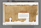 Dead Sea Scrolls Go Online in Israel Museum Project With Google | The 21st Century | Scoop.it
