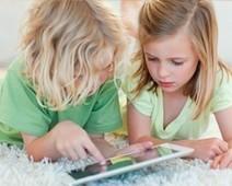Así es la nueva generación de nativos digitales: Los niños ya prefieren las tablets a los libros | Libros y Tablets | Scoop.it