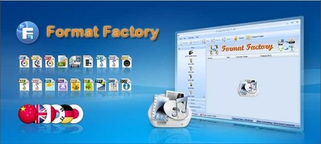 Format Factory Home Page - Free media file format converter | Best Freeware Software | Scoop.it