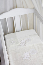 Cloverlea Designs | Bassinet linen | Bassinet Bedding | Kids Bed Linen | Scoop.it