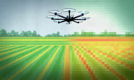 The Coming Wide-Spread Use of Drones in Agriculture   Stuka78   Scoop.it