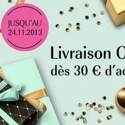 Livraison gratuite de vos parfums jusqu'au 24 novembre 2013   Economiser au quotidien et recevoir des cadeaux gratuitement   Scoop.it
