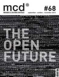 Magazine MCD » MCD 68 The Open Future | Peer2Politics | Scoop.it