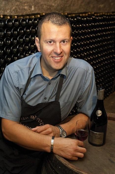 Vincent Laroppe : 8ème génération dans les vignes - Tables & Auberges de France   Actualité du monde de la gastronomie   Scoop.it