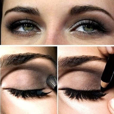 Formal eye make-up advice | Skin Care and Beauty | Scoop.it