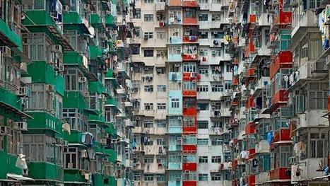 Photographer Michael Wolf: How to live in a megacity | State of Flux Weekly | Scoop.it