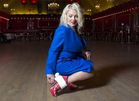 """""""I'm Not Ready To Hang Up My Pop Hat"""" - Kim Wilde Interviewed - The Quietus   Electronic Music   Scoop.it"""