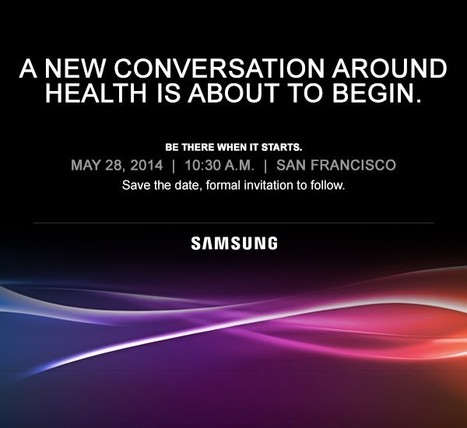 Samsung ehealth announcement: a health app vs Apple HealthBook? | eSalud Social Media | Scoop.it