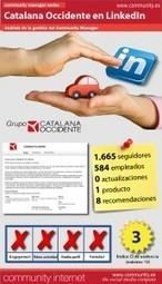 Catalana Occidente tiene una actitud estática en LinkedIn   Mundo CM   Scoop.it