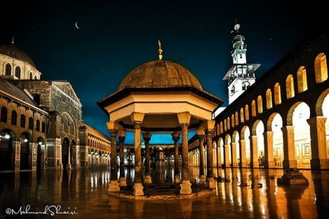 The Umayyad Mosque of Damascus ::Islamic Arts and Architecture | Muslim | Scoop.it